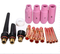 WP 17 18 26 Series TIG Welding Torch Consumables Accessories 16PK